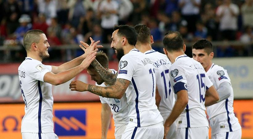 Σταθερά 47η η Ελλάδα στην κατάταξη της FIFA