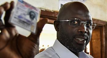 Στον «τελικό» για την προεδρία της Λιβερίας ο Γουεά