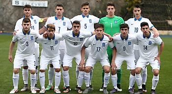 Οι εκλεκτοί της Εθνικής Παίδων για τα προκριματικά του EURO
