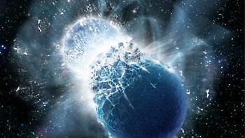 Νέα εποχή για την αστρονομία: Ανιχνεύθηκαν βαρυτικά κύματα από τη συγχώνευση δύο άστρων νετρονίων!