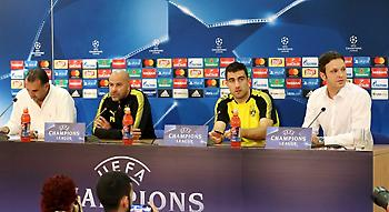 Παπασταθόπουλος: «Πήραμε το μάθημά μας. Νίκες και στα δύο ματς με τον ΑΠΟΕΛ»