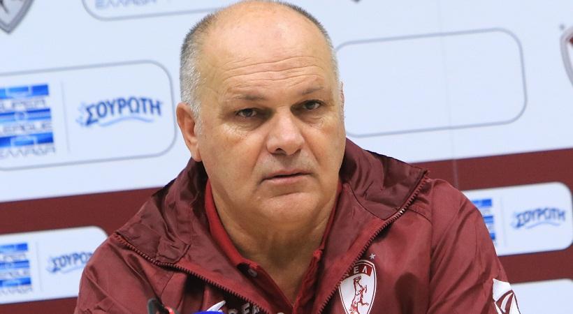 Φυντάνης στον ΣΠΟΡ FM: «Επιμένω πως μας έκλεψαν τη νίκη στη Λεωφόρο»