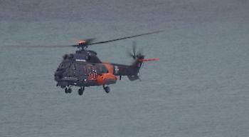 Ρωσική θαλαμηγός βυθίστηκε ανοιχτά της Χίου -Super Puma διέσωσε τους 8 επιβαίνοντες