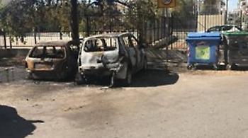 Kαμένο βρέθηκε το αυτοκίνητο των ληστών με τα καλάσνικοφ στο Παλαιό Φάληρο