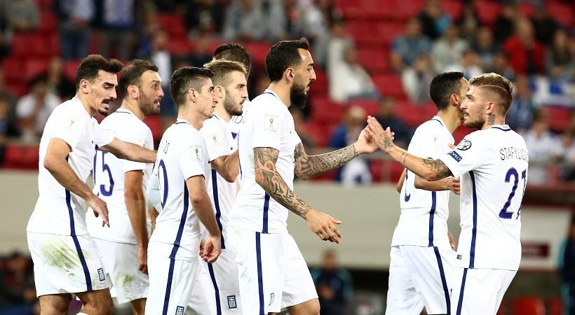 Με Κροατία κληρώθηκε στα μπαράζ η Εθνική Ελλάδος!