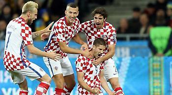 Το προφίλ της Κροατίας: O Mόντριτς και τα άλλα μεγάλα αστέρια