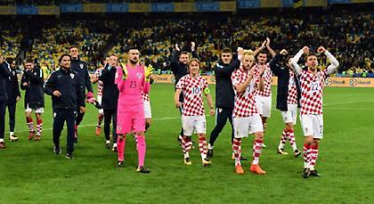 «Άχαστη» στα μπαράζ η Κροατία!
