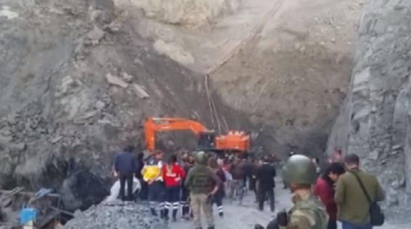 Κατέρρευσε τμήμα ανθρακωρυχείου στην Τουρκία - Τουλάχιστον 4 νεκροί εργάτες