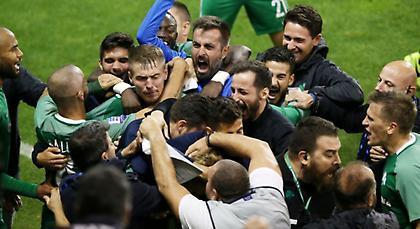 Η παρακάμερα της «τρέλας» στη Λεωφόρο για τη νίκη του Παναθηναϊκού επί της ΑΕΛ! (video)