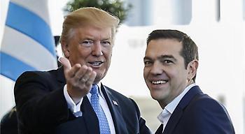 Η συνάντηση Τσίπρα - Τραμπ σε 12 φωτογραφίες