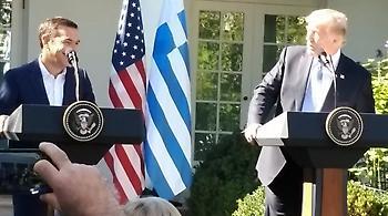 Τραμπ: Αυτή τη στιγμή η Ελλάδα παρέχει ιδανικές ευκαιρίες για επενδύσεις