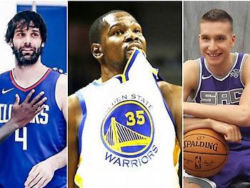 NBA (Pacific): Warriors και… Τεόντοσιτς – Μπογκντάνοβιτς!