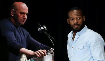 Επικεφαλής UFC: «Αυτοκαταστροφικός ο Τζόουνς»