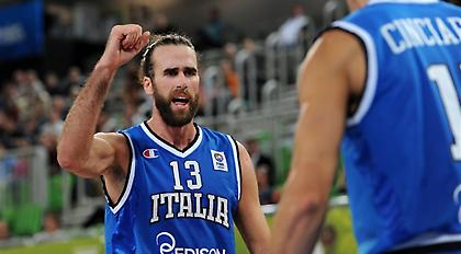 Με παίκτες Ευρωλίγκας η προεπιλογή της Ιταλίας για τα «παράθυρα»