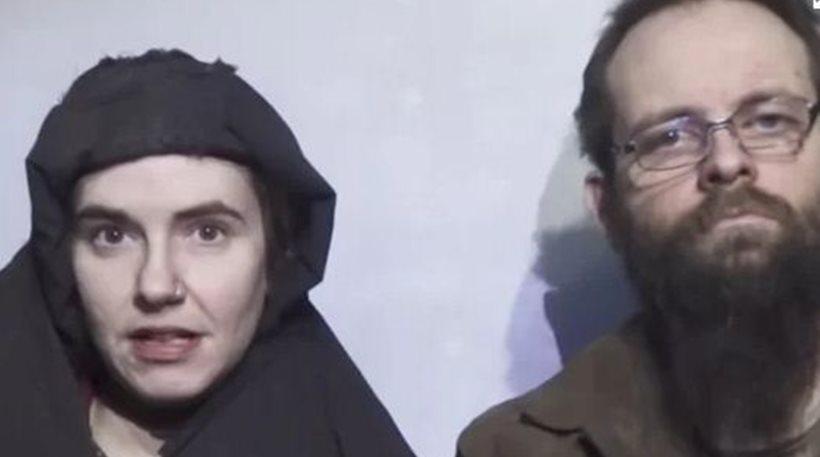 Στο νοσοκομείο η Αμερικανίδα που απελευθερώθηκε μετά από 5 χρόνια αιχμαλωσίας από τους Ταλιμπάν