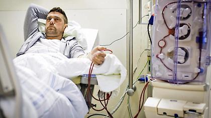 Νέο θαύμα στον Γολγοθά του Κλάσνιτς: Υποβλήθηκε σε τρίτη μεταμόσχευση νεφρού!