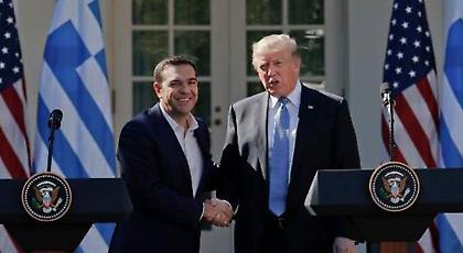 Guardian: Ο Τραμπ πουλάει F-16 έναντι 2,4 δισ. στην υπερχρεωμένη Ελλάδα!
