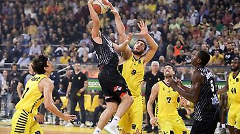 Το πρόγραμμα της 4ης, 5ης και 6ης αγωνιστικής της Basket League