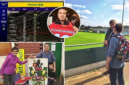 Απίστευτη ιστορία: Ταξίδεψε 20.000 χιλιόμετρα για το Football Manager!
