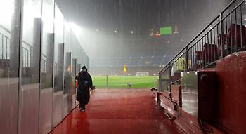 Καταρρακτώδης βροχή στη Βαρκελώνη! (pics/video)