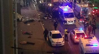Αυτοκίνητο έπεσε πάνω σε πεζούς στην Ουκρανία - Πέντε νεκροί