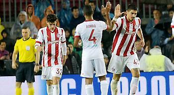 Σταθερά 13η η Ελλάδα στην UEFA