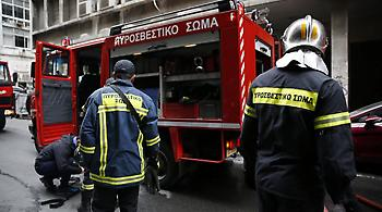 Κρήτη: Συναγερμός στην πυροσβεστική για φωτιά σε αποθήκη ξενοδοχείου