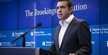 Τσίπρας: Ευπρόσδεκτο το ΔΝΤ για να αποφύγουμε τις ατέλειωτες συζητήσεις