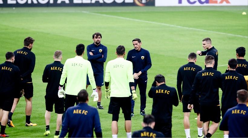 Nα χάσει ακόμη και με «βαρύ» σκορ η ΑΕΚ, αλλά όχι με τη νοοτροπία του Ολυμπιακού στη Βαρκελώνη