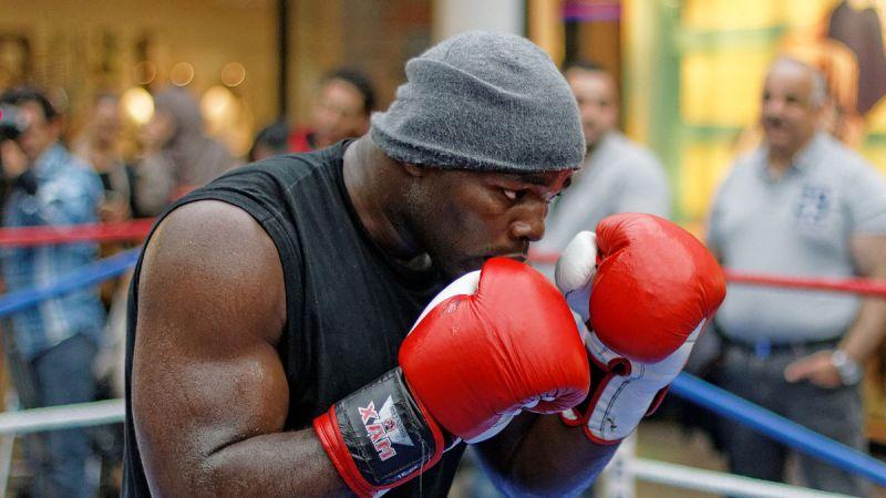 Τακάμ: «Είμαι έτοιμος για τον αγώνα απέναντι στον Τζόσουα»