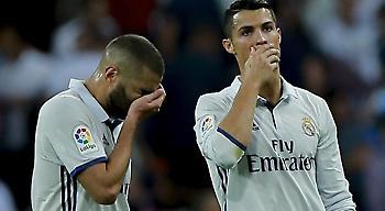 Αρνητικό ρεκόρ 19 ετών για τη Ρεάλ Μαδρίτης