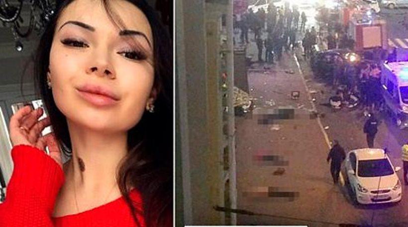 Πλούσια 20χρονη κληρονόμος σκότωσε έξι άτομα περνώντας με κόκκινο με τη Lexus της (video)