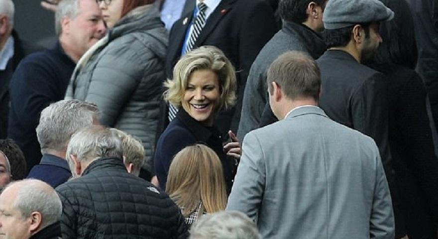 ΘΕΜΑ: Αμάντα, η νέα «βασίλισσα» του αγγλικού ποδοσφαίρου: «Παίζει» με 32 δισ. & παίρνει τη Νιούκαστλ