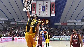 Με Μαυροειδή η κορυφαία 5αδα του Basketball Champions League