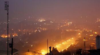«Θόλωσε» η Θεσσαλονίκη από την αφρικανική σκόνη-Τι έδειξαν οι μετρήσεις