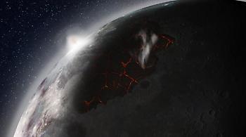 Είχε ατμόσφαιρα και νερό η Σελήνη; Η NASA απαντά «ναι»!