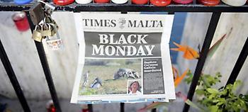 Δολοφονία Μαλτέζας δημοσιογράφου: Ο εκρηκτικός μηχανισμός πυροδοτήθηκε από μακριά