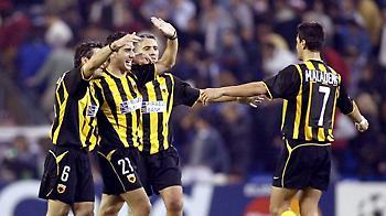 Αήττητη για πέντε σερί ματς στην Ευρώπη η ΑΕΚ μετά από 15χρόνια!