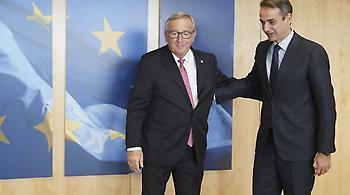 Μητσοτάκης στις Βρυξέλλες: Σχεδιάζουμε μεταρρυθμίσεις εναρμονισμένες με την Ευρώπη