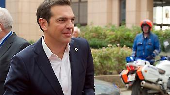 Τσίπρας: «Η χώρα άλλαξε κατηγορία»