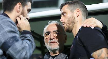 Σαββίδης στους παίκτες: «Νίκη με Ολυμπιακό, σας πιστεύω»