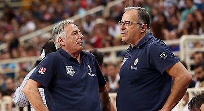 Με παίκτες Ευρωλίγκας, Μπουρούση, αλλά όχι Παππά-Αγραβάνη