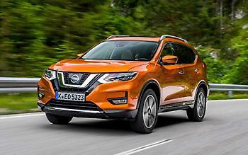 Νέο Nissan Χ-TRAIL: Και ως εταιρικό αυτοκίνητο