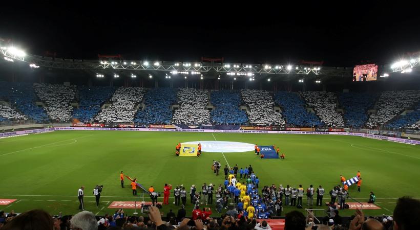 Επίσημο: Στο Καραϊσκάκη ο αγώνας μπαράζ με τους Κροάτες