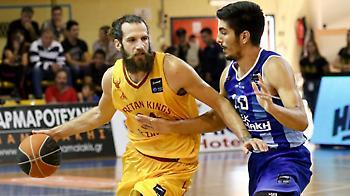 Γιαννόπουλος στον ΣΠΟΡ FM: «Απερίγραπτη χαρά η κλήση μου στην Εθνική ομάδα»