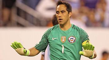 Απομονώνουν τον Μπράβο και τον λένε «ρουφιάνο» οι παίκτες της Χιλής