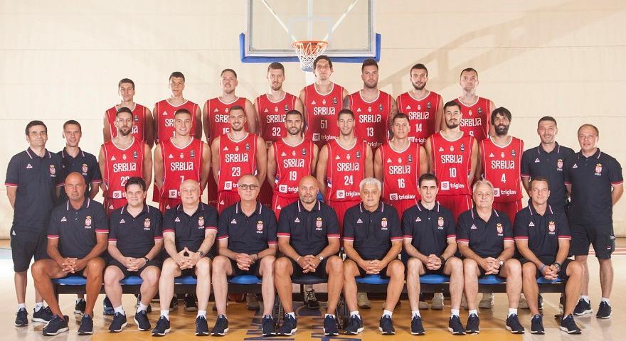Με παίκτες Ευρωλίγκας και Μιλουτίνοφ η προεπιλογή της Σερβίας