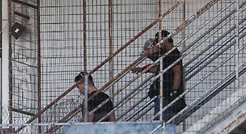 Aυξάνονται οι πρόσφυγες και οι μετανάστες που διαμένουν στις δομές Ενόπλων Δυνάμεων