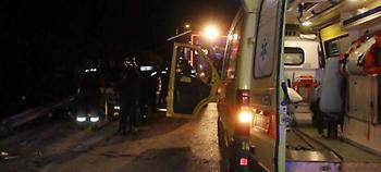 Κρήτη: Tροχαίο ατύχημα στη Χερσόνησο -Σε σοβαρή κατάσταση δικυκλιστής