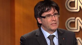 Πουτζδεμόντ: «Ο λαός της Καταλονίας δεν μπορεί να αποδεχθεί τα μέτρα»
